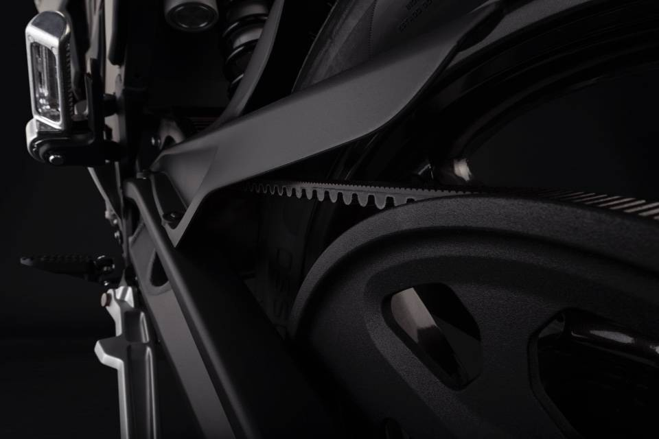 Zero Motorcycles Powertrain