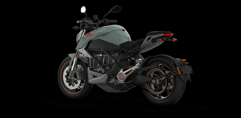 Moto eléctrica    2020 Zero SR/F    ZERO MOTORCYCLES