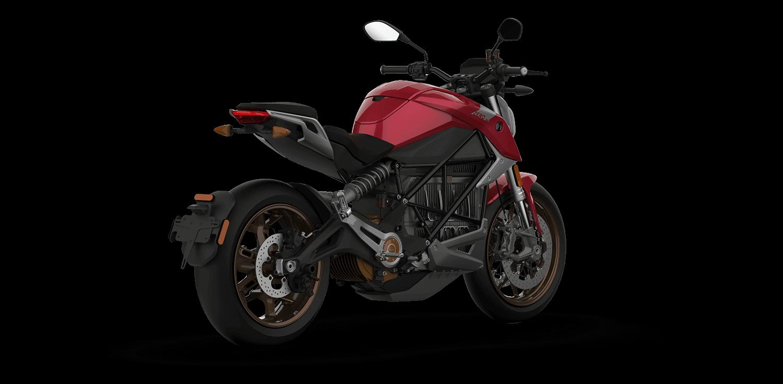 Zero Motorcycles // SR EL-MOTORSYKKEL